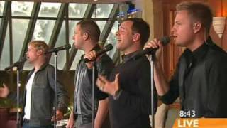 westlife As love is my witness