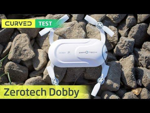 Zerotech Dobby Drone im Test: Selfie-Quadcopter für die Hosentasche | deutsch