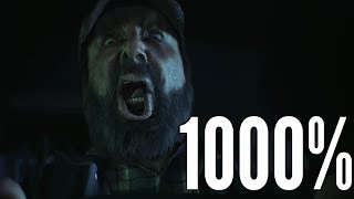 Resident Evil 2 but 1000% facial animations