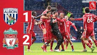 West Brom 1-2 Liverpool Pekan 36