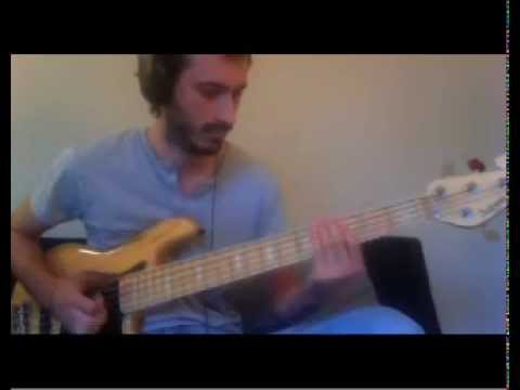 Walking on the Bass // Bass solo