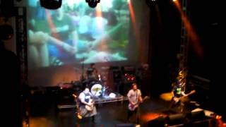 Bowling For Soup - Friends Chicks Guitars (with my video in the background!!!) (Leeds Academy)