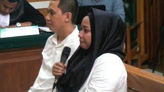 Tangis Anniesa Hasibuan Ceritakan Awal Mula Dirinya Ditangkap Polisi