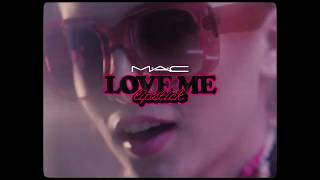 MAC Cosmetics Love Me Lipstick: Feel Like A 90'S Supermodel. anuncio