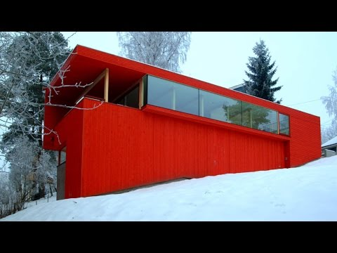Norveç'teki Şık Evler ve Dekorasyonları