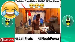 Best Jaiifrais Vines Ft NowaPowa   Try Not Laugh Or Grin
