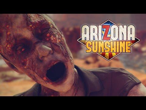 Arizona Sunshine VR Steam Key GLOBAL - 1