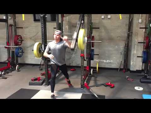 Jammer Single Arm Press