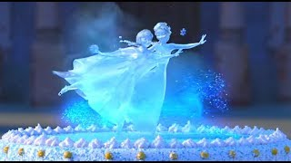 Холодное торжество | Короткометражки Студии Walt Disney | мультики Disney о принцессах