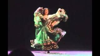 "Gypsy dance- RADA Radosława Bogusławska ""Briczka"" Danceoffnia Session 2013"