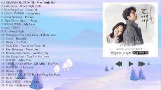 Kdrama OST Playlist August 2020