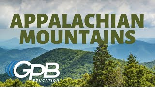 Appalachian Mountains | Georgia's Physical Features