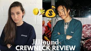 jjjjound J/90 crewneck review ( Cheap vs. Expensive )