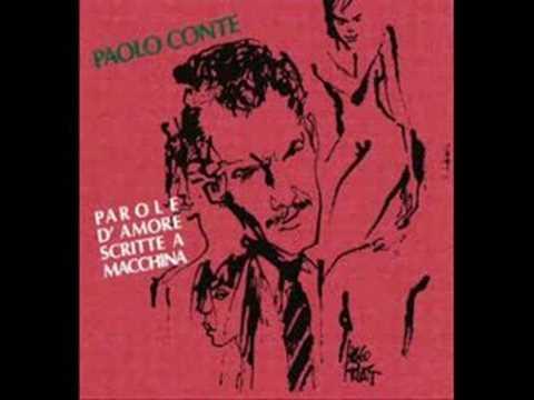 , title : 'Colleghi trascurati - Paolo Conte'