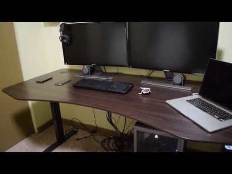 Apex Desk Electric Standing Desk Review