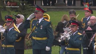 Донбасс, Донецк: Празднование Дня Победы!