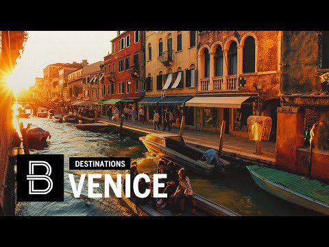 Touring Venice in a Beautiful Video