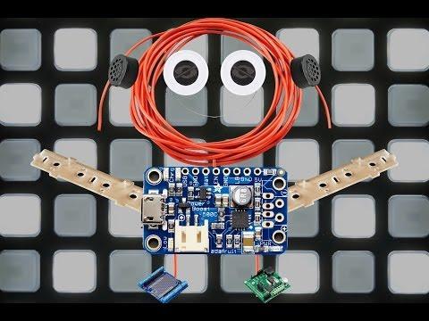 Adafruit UNTZtrument! Open-Source 8x8 Grid Controller Kit