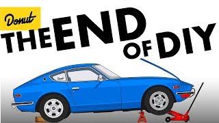 Are New Cars Too Hard to Repair?   WheelHouse
