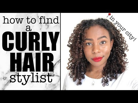 How to Find a Curly Hair Stylist (& Get Great Results)