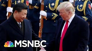 President Donald Trump Voters Will Be Hit Hardest By Trump's Trade War | The Last Word | MSNBC
