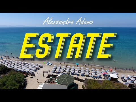 Alessandro Adamo - Estate