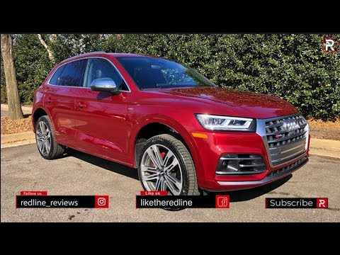 2019 Audi SQ5 – The Modern Day Sport Sedan?