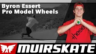 Byron Essert Pro Model These Wheels | MuirSkate Longboard Shop