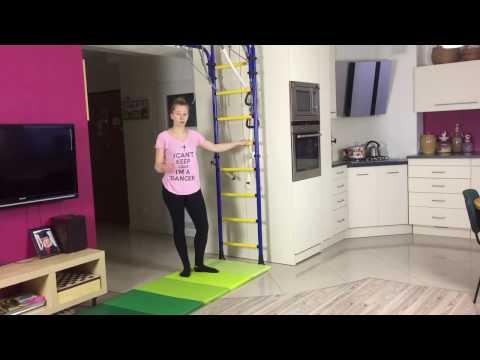 Rozluźnienie mięśni nóg ćwiczenia