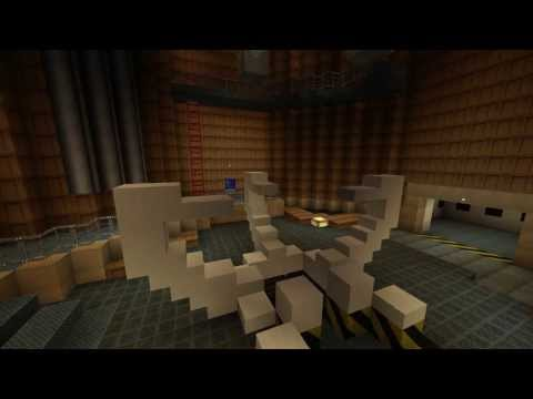 Black Mesa in Minecraft - Download available! Minecraft Project