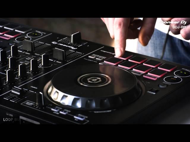 Pioneer DJ DDJ-RB Official Introduction