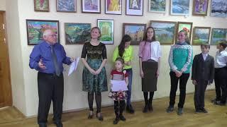 Открытие выставки 2 03 04 18