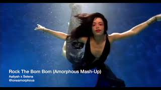 Aaliyah x Selena - Rock The Bom Bom (Mashup)