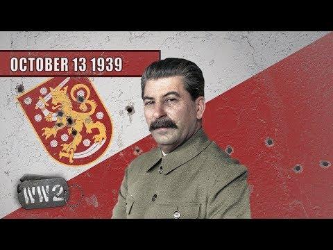 Pobaltí ve Stalinově sevření - Druhá světová válka