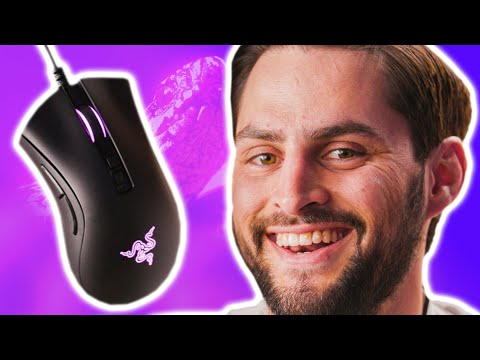 External Review Video rDl8Pikg95A for Razer DeathAdder v2 Gaming Mouse