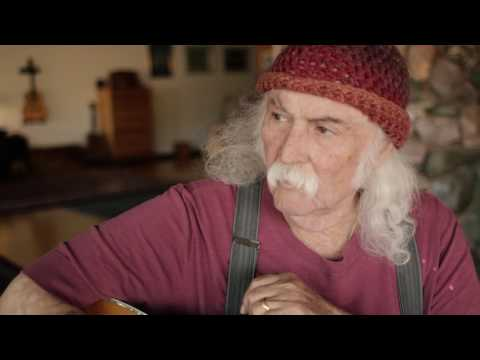 David Crosby Talks About His Impressive Acoustic Guitar Collection…and the One That Got Away