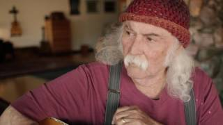 <b>David Crosby</b> Talks About His Impressive Acoustic Guitar Collection…and The One That Got Away