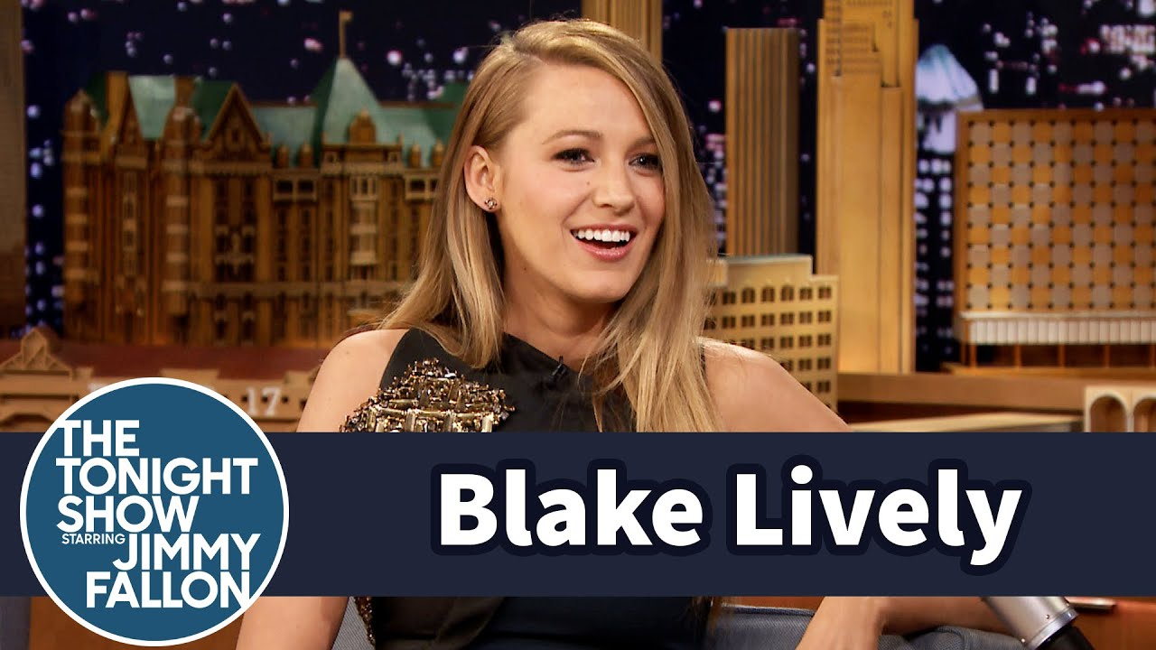 Blake Lively Fangirled All Over Harrison Ford thumbnail