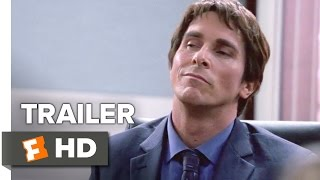 The Big Short - Official Trailer #2 (2015)