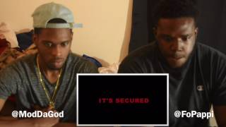 DJ Khaled - It's Secured Ft. Nas, Travis Scott - [REACTION]