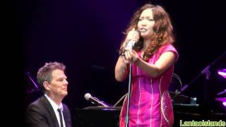 Charice - Bodyguard Medley, David Foster Manila Philippines Oct 23 2010