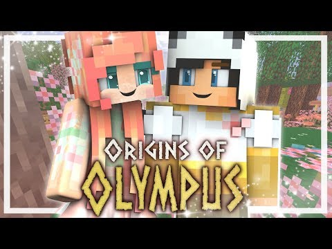 Origins of Olympus | EP 8 | THE CHAMPION OF HELIOS! (Minecraft Percy Jackson Roleplay)