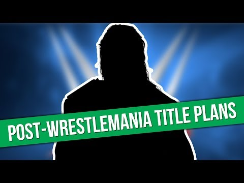 SPOILERS On Potential Post-WrestleMania Title Feud | Velveteen Dream
