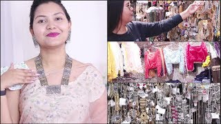 kolkata Shopping #Challenge Under 2000 Rs.| Buying Outfit Under 500 Rs. | #shopping #vlog
