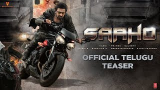 Saaho - Official Telugu Teaser Trailer
