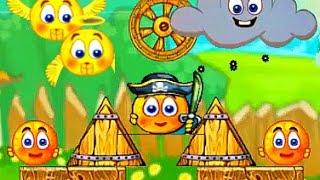 развивающие мультики для детей  мультик спасение апельсина серия 16 мультфильм головоломка для детей