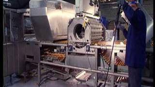 Moba Cleaning Procedure Omnia FT Egg Grading And Packing Machines