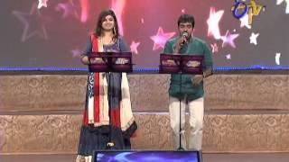 Swarabhishekam - స్వరాభిషేకం - Sumangali & Mallikarjun Performance  - 19th Jan 2014