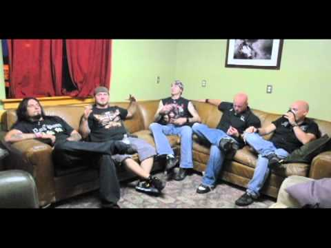 """Ironside Backstage"" Hear what the members of the band have to say."