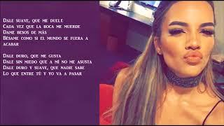 DURO Y SUAVE (Letra) DE LESLI GRACE Ft NORIEL